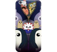 Spongebob Find's Adventure Time iPhone Case/Skin