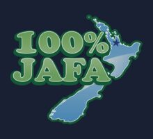 100% percent JAFA (just another F*cking Aucklander) by jazzydevil