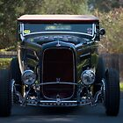 Ford Hot Rod V8 by Timothy  Iverson Auto Photography