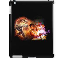 Mortal Kombat Vs Street Fighter iPad Case/Skin