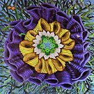 Awakening, an acrylic painting by James Lewis Hamilton