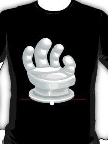 Glitch furniture armchair white hand armchair T-Shirt