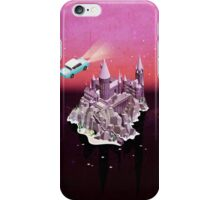 Hogwarts series (year 2: the Chamber of Secrets) iPhone Case/Skin