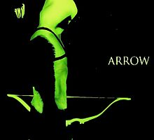 Arrow Fan Art  by AnatoleChupin09
