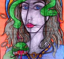 Queen of Snakes 2 by Caroline Julia Moore