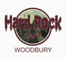 Hard Rock Woodbury (The Walking Dead) by Leocats