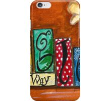 Jingle All the Way iPhone Case/Skin