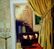 Hearth and Home, the Parlour by Lynn Ahern Mitchell
