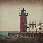 Little Red Lighthouse by Kadwell