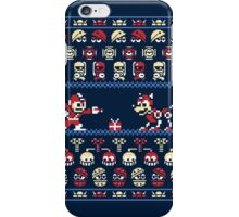 Christmas Man iPhone Case/Skin