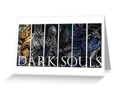 Dark Souls  Greeting Card