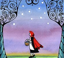Red Riding Hood by Amy-Elyse Neer