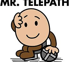 Mr. Telepath by irkedorc