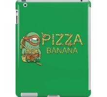 Pizza in Banana iPad Case/Skin