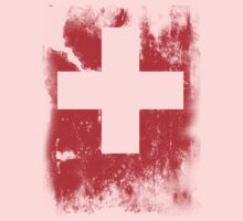 Flag of Switzerland by mikeonmic