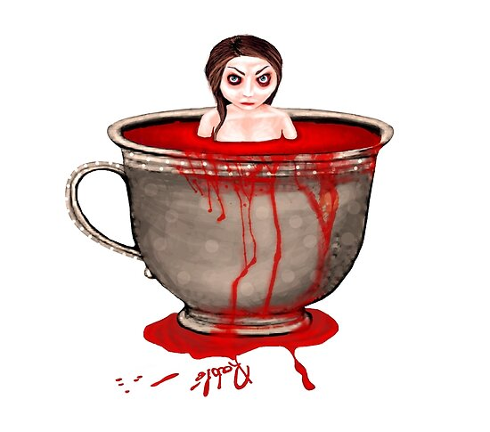 Cup of Blood by ROUBLE RUST
