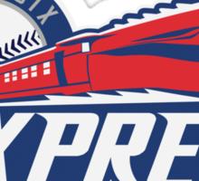 District 6 Express Sticker