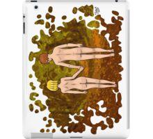 Nude Walk in the Autumn iPad Case/Skin