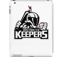 District 2 Keepers iPad Case/Skin