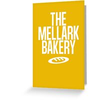 The Mellark Bakery Greeting Card
