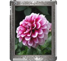 Dwarf Dahlia named Colima iPad Case/Skin