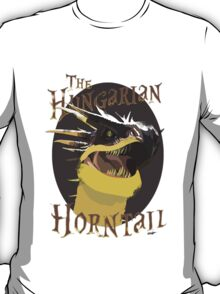 The Hungarian Horntail- Harry Potter T-Shirt
