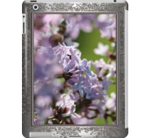 Common Purple Lilac iPad Case/Skin