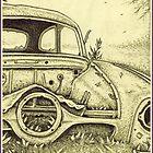 Decades Later ('51 Studebaker) by Sean Phelan