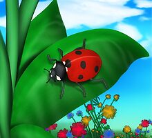 Lady Bug by Gravityx9