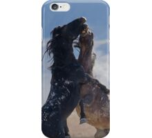 The Duel  iPhone Case/Skin
