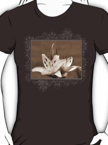 Asiatic Lily named Rosella's Dream T-Shirt