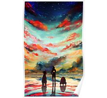 To the Stars, Baby Poster