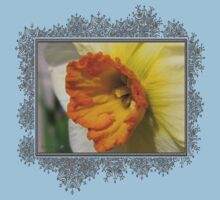 Small-Cupped Daffodil named Barrett Browning Kids Clothes