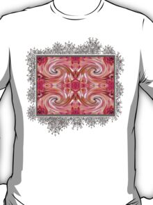 Valley Porcupine Abstract T-Shirt