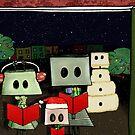 Jingle Bells by flockadoodle