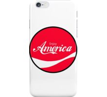 Enjoy America iPhone Case/Skin