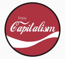 Enjoy Capitalism (a) Kids Clothes