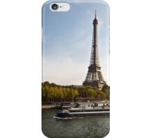 Trip in Paris iPhone Case/Skin