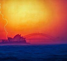 Sydney Australia, Sunrises and Sunsets by Luke Zeme