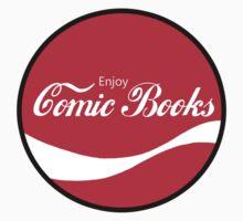 Enjoy Comic Books T-Shirt