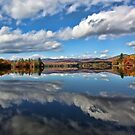 Autumn Tranquility by T.J. Martin