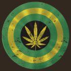 Captain Jamaica Shield by Dansmash