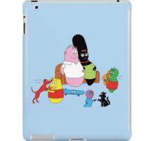 The Barbasimpsons iPad Case/Skin