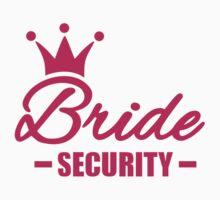 Bride security crown by Designzz