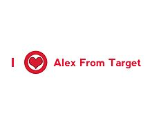 I love alex from target by WQ24