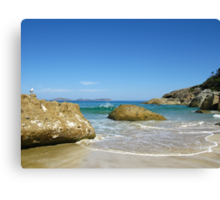 Squeaky Beach - Wilsons Promontory National Park Canvas Print