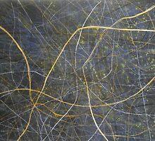 Untitled 7 (Entangled) by Lyn Fabian