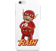 Waldorf the Flash iPhone Case/Skin