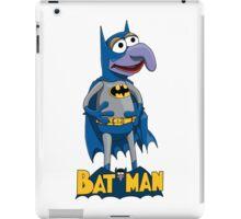 Gonzo the Batman iPad Case/Skin