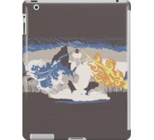 Avatar Wan iPad Case/Skin